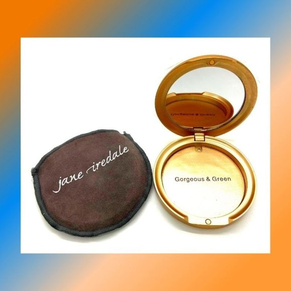Jane Iredale Refillable Purepressed Powder Compact
